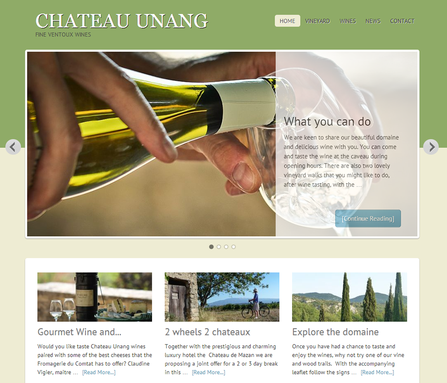 Chateau-unang.com