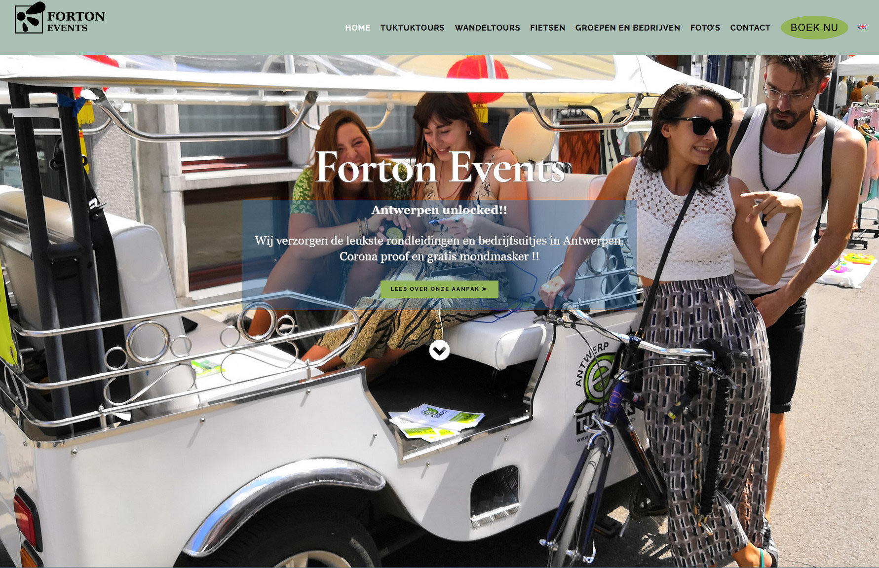Forton Events